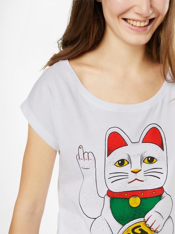 Iriedaily T-Shirt 'Big Kitty'