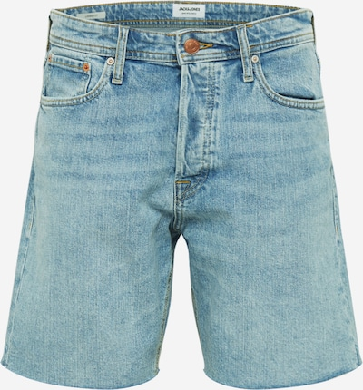JACK & JONES Jeans 'CHRIS JORG' in de kleur Blauw denim: Vooraanzicht
