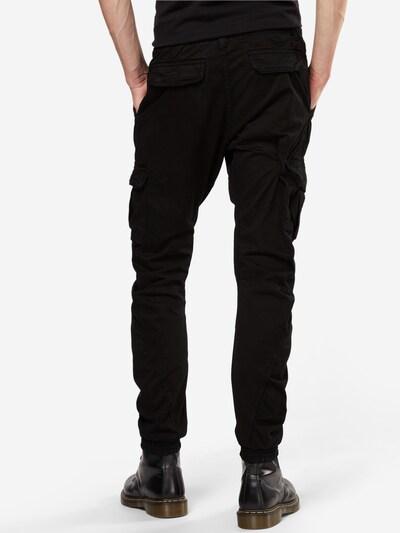 Urban Classics Hose in schwarz: Rückansicht