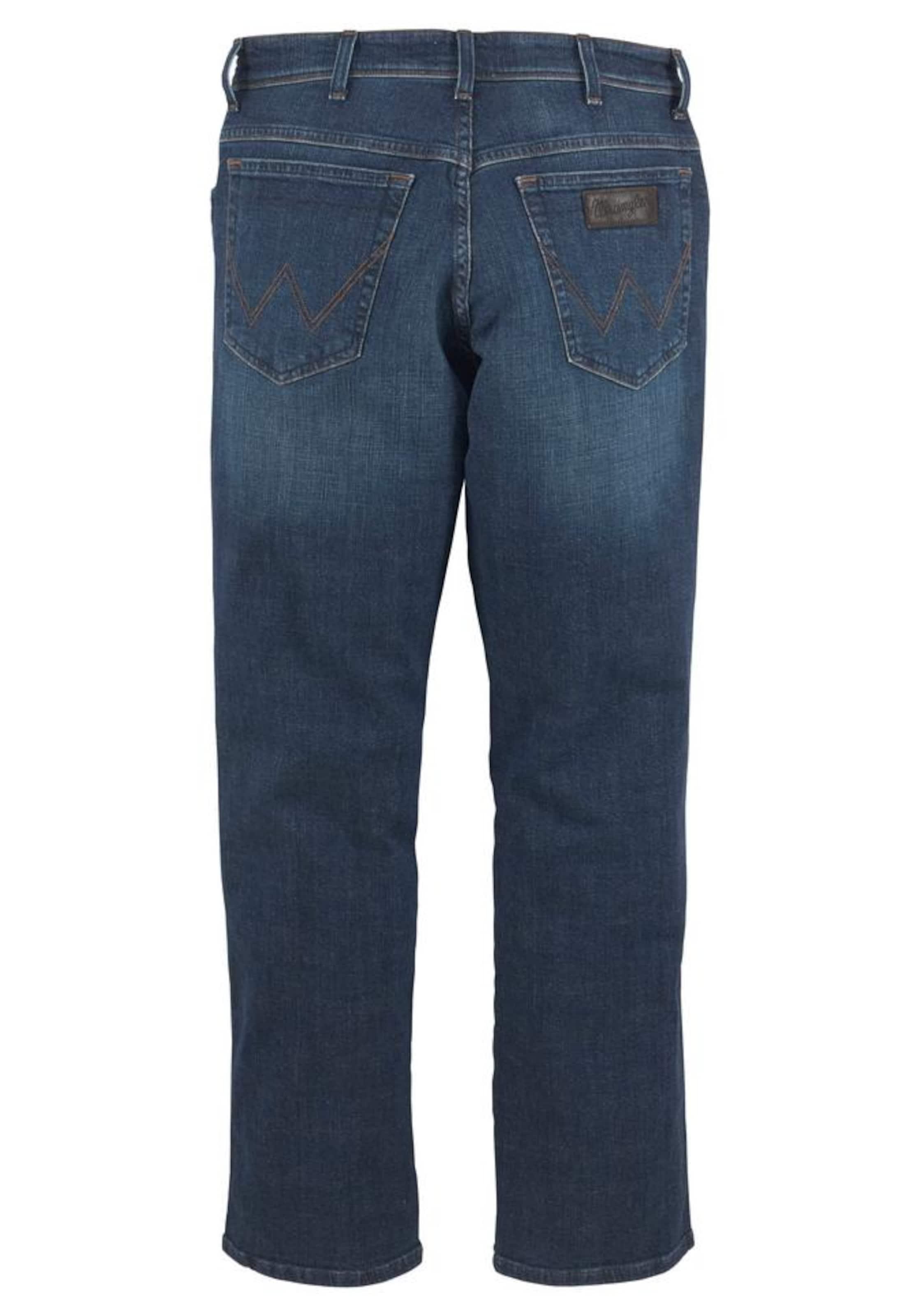 In Wrangler 'texas Blue Denim Jeans Stretch' lFcT1KJ