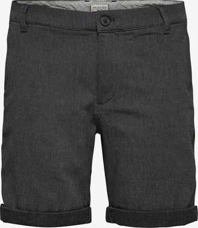 SELECTED HOMME Shorts in schwarz, Produktansicht
