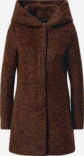 ONLY Overgangsfrakke i brun, Produktvisning