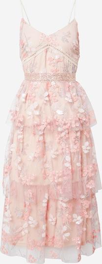 Forever Unique Kleid in nude / pfirsich, Produktansicht