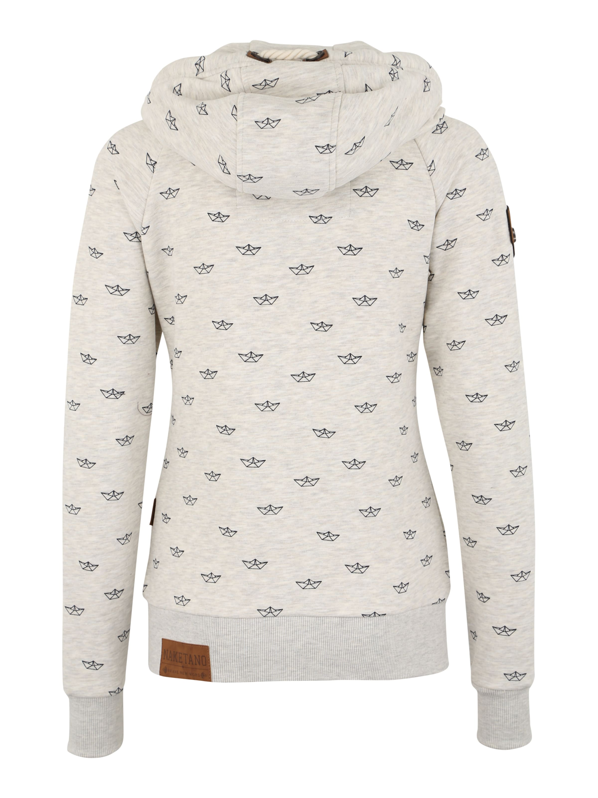I Couleurs De En Gris ClairMélange 'because Got Naketano Veste High' Survêtement HE2ID9