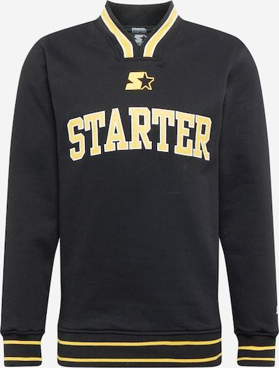 Megztinis be užsegimo iš Starter Black Label , spalva - geltona / juoda / balta, Prekių apžvalga