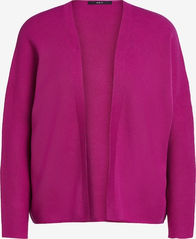 SET Strickjacke in fuchsia, Produktansicht