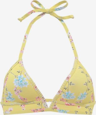 SUNSEEKER Bikini augšdaļa 'Ditsy' pieejami dzeltens / jauktu krāsu, Preces skats
