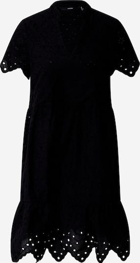VERO MODA Kleid 'VMNORAH SS SHORT DRESS WVN' in schwarz, Produktansicht