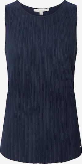 TOM TAILOR DENIM Top in de kleur Navy, Productweergave