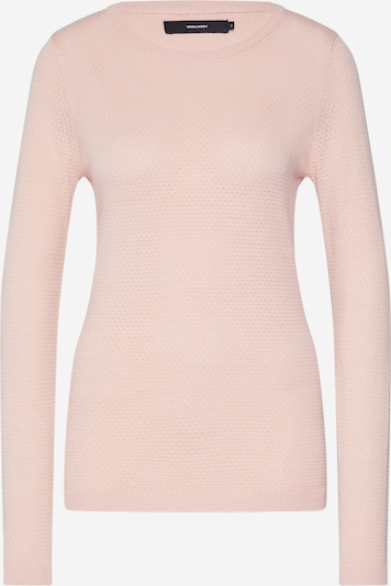 VERO MODA Pullover 'VMMINNIECARE' in rosa, Produktansicht