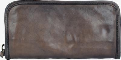 Campomaggi Geldbörse 'Santorini' 20 cm in braun, Produktansicht