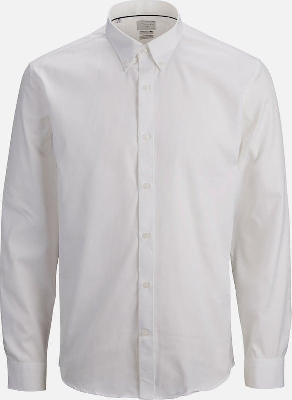 SELECTED HOMME Langarmhemd Slim Fit - Elegant