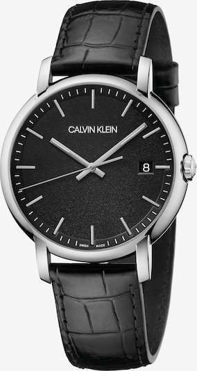 Calvin Klein Uhr Analog Quarz in schwarz, Produktansicht