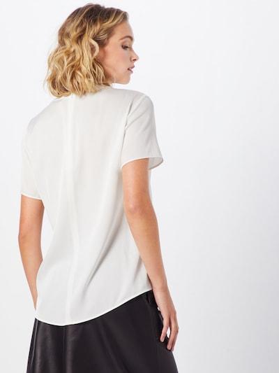 HUGO Blusenshirt 'Cesiras-1' in beige: Rückansicht