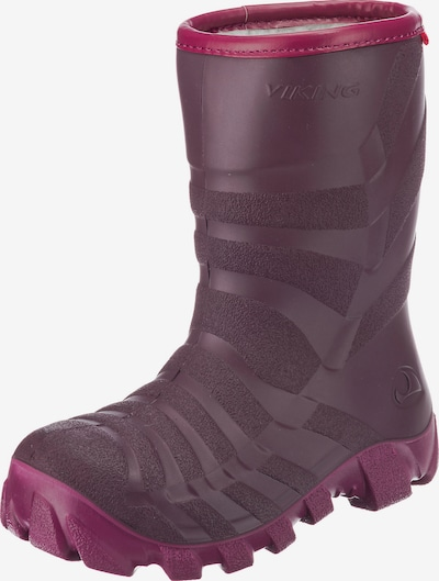 VIKING Winterstiefel 'Ultra' in beere, Produktansicht