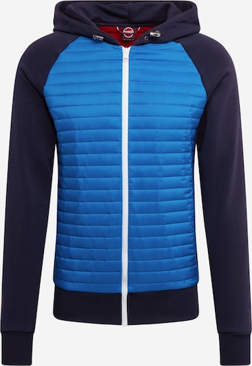Colmar Tepláková bunda - tmavomodrá / kráľovská modrá / biela, Produkt