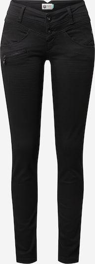 FREEMAN T. PORTER Jeans 'Coreena' in de kleur Zwart, Productweergave
