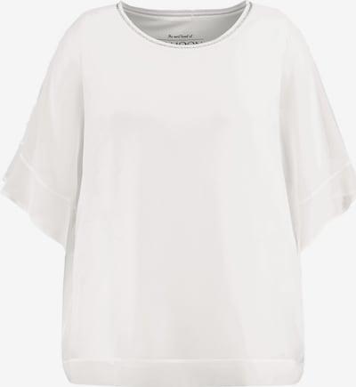 SAMOON T-Shirt in weiß, Produktansicht