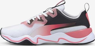 PUMA Fitnessschuhe 'Zone XT Jelly' in rosa / schwarz / weiß, Produktansicht