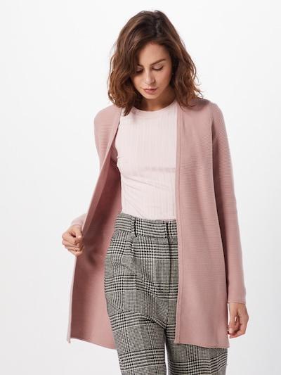 VILA Strickjacke 'AINE' in rosa, Modelansicht