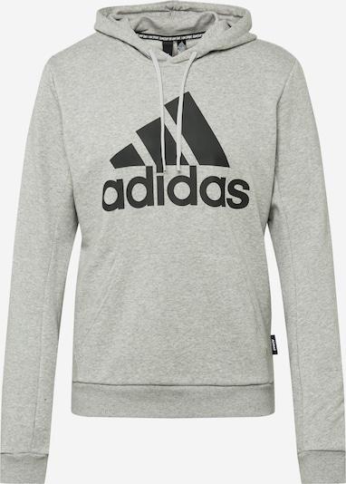 ADIDAS PERFORMANCE Športna majica | siva / črna barva, Prikaz izdelka