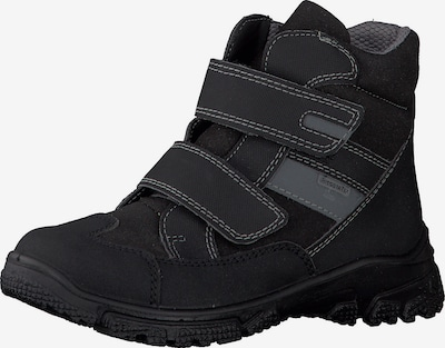 myToys-COLLECTION Winterstiefel in schwarz: Frontalansicht