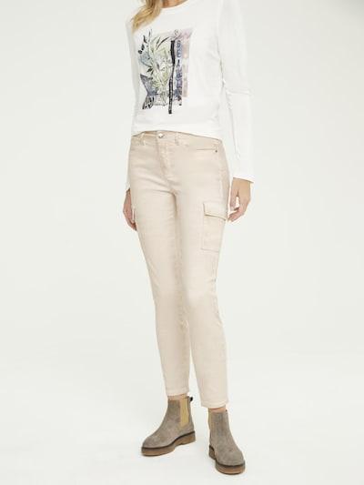 heine Jeans  'Aleria ' in sand, Modelansicht