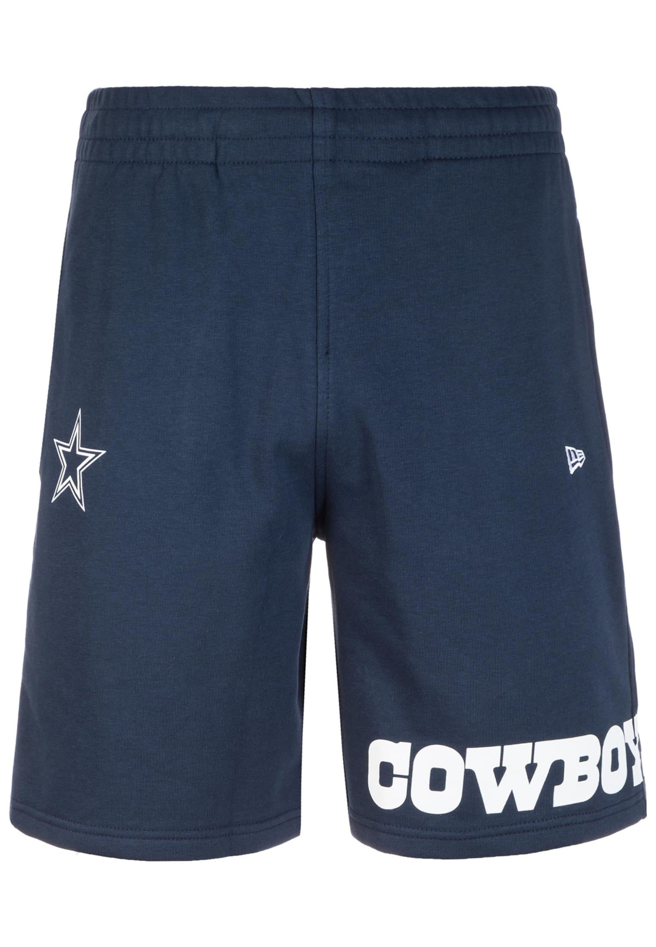 Era New 'dallas Short Cowboys' MarineWeiß In f7g6yvIYbm