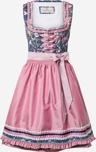 kék / vegyes színek / rózsaszín STOCKERPOINT Dirndli 'Bruna', Termék nézet