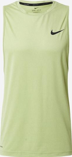 NIKE Sport-Shirt in grün, Produktansicht