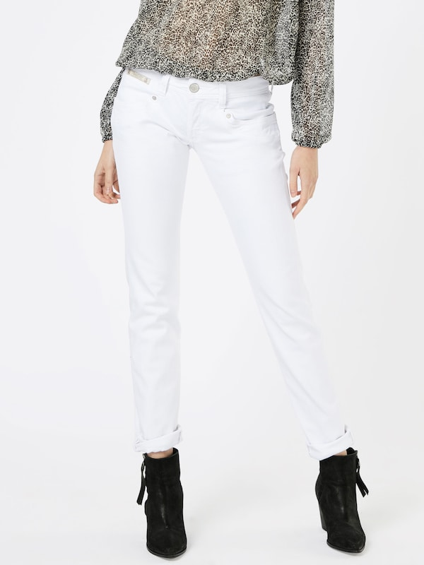 White Jeans Denim 'piper Slim' Herrlicher In XOnPZNw80k