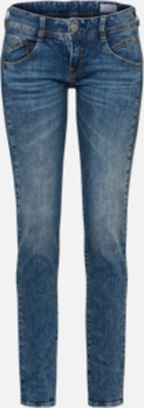 Herrlicher En Denim Jean 'gila' Bleu 8n0wOkXP