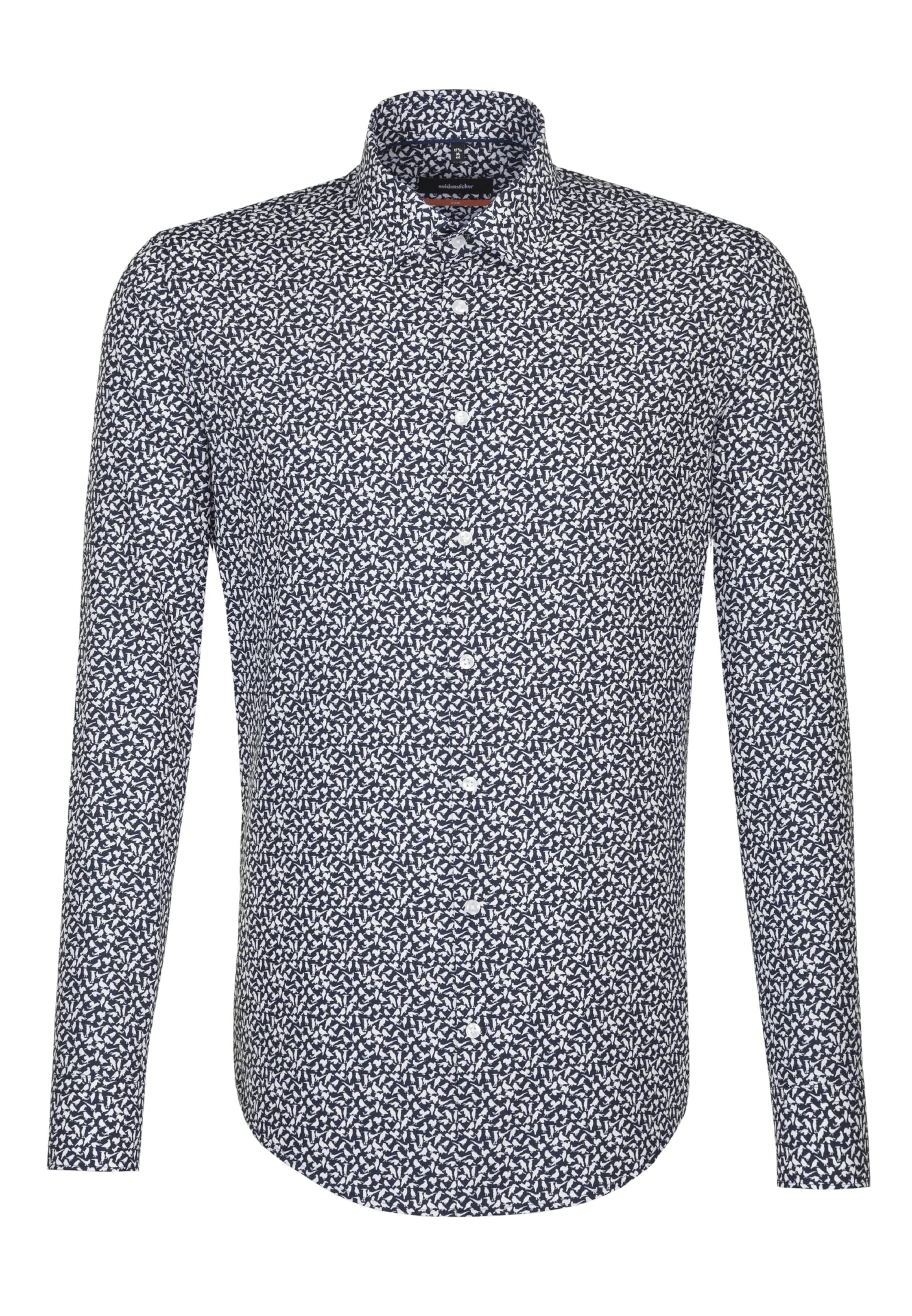 SEIDENSTICKER City-Hemd ' Slim ' Äußerst Billig Verkauf Für Billig Billig Verkauf 2018 Neueste Manchester Günstiger Preis Niedriger Preis Günstiger Preis Y46zcg