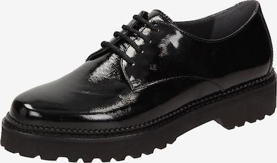 SIOUX Veterschoen in de kleur Zwart, Productweergave