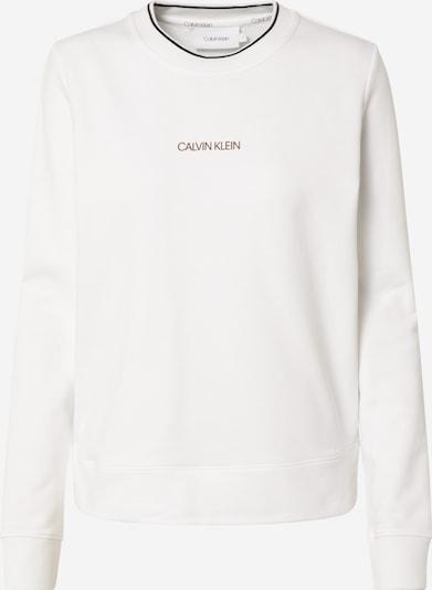 Calvin Klein Mikina - bílá, Produkt