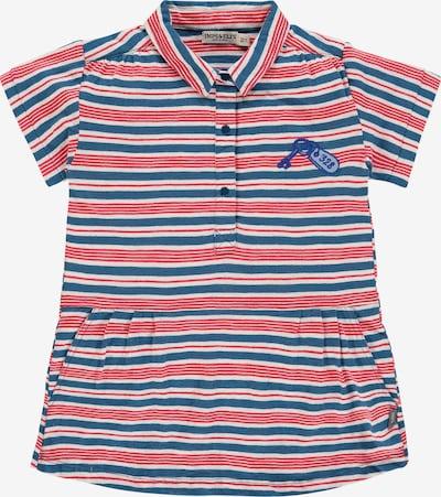 IMPS&ELFS Kleid 'Fremont' in blau / rot / weiß, Produktansicht