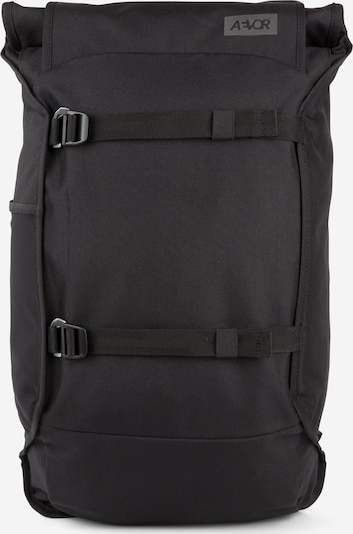 AEVOR Rucksack in schwarz, Produktansicht