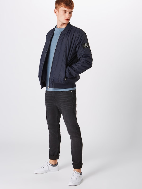 016 Skinny' En Jean Noir Calvin Jeans 'ckj Klein Denim Rj3L4q5A