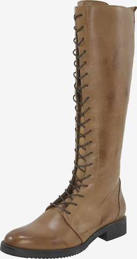 ANDREA CONTI Lace-up boot in Cognac, Item view