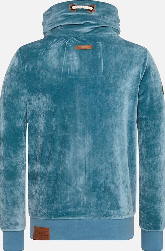naketano Male Zipped Jacket 'Ivic Mack IV'