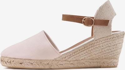 LASCANA LASCANA Sandalette in rosé, Produktansicht