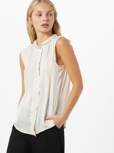 Banana Republic Shirt in weiß, Modelansicht