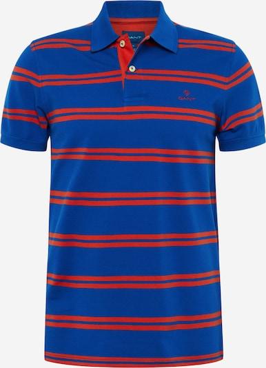 GANT Shirt 'D1' in dunkelblau / rot, Produktansicht
