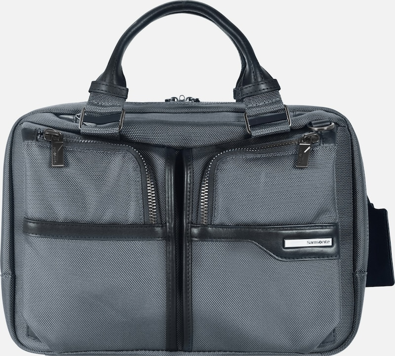 SAMSONITE GT Supreme Aktentasche 37 cm Laptopfach