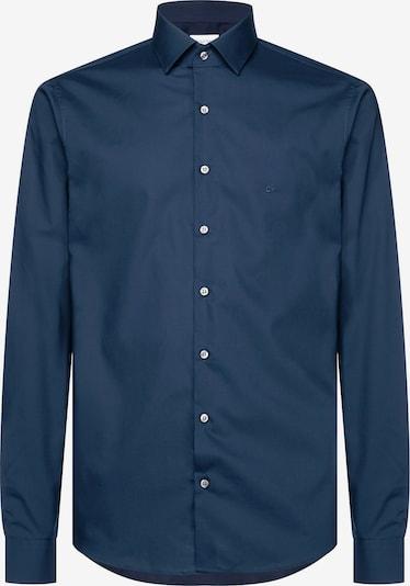 Calvin Klein Hemd in dunkelblau, Produktansicht