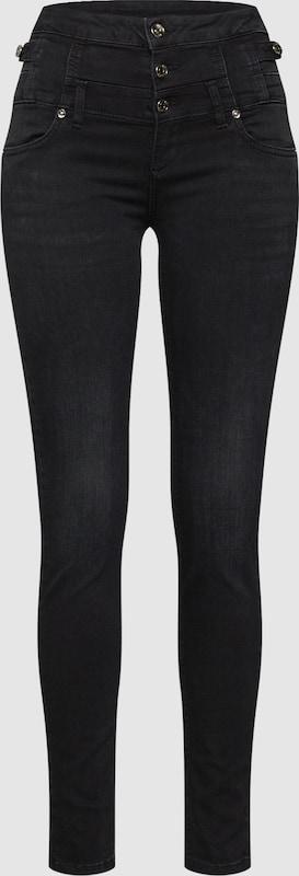 LIU JO JEANS Jeans 'RAMPY' in schwarz denim  Markenkleidung für Männer und Frauen