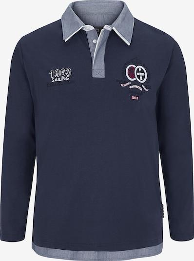 Jan Vanderstorm Sweatshirt in de kleur Blauw / Donkerblauw, Productweergave