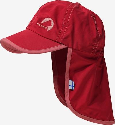 FINKID Sonnenhut 'Lakki' in rot, Produktansicht