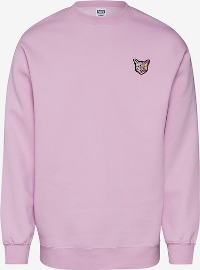 ABOUT YOU X PARI Sweat-shirt 'Paula' en lilas, Vue avec produit