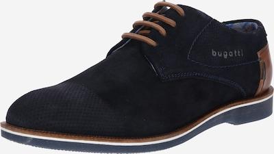 bugatti Buty sznurowane 'Melchiore' w kolorze niebieska nocm, Podgląd produktu